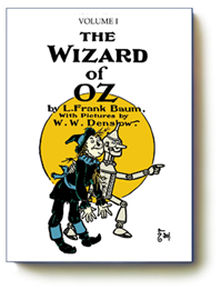 The Wizard of Oz, vol 1