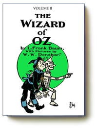 The Wizard of Oz, vol 2