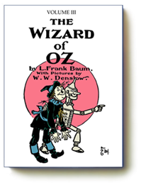 The Wizard of Oz, vol 3
