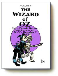 The Wizard of Oz, vol 5